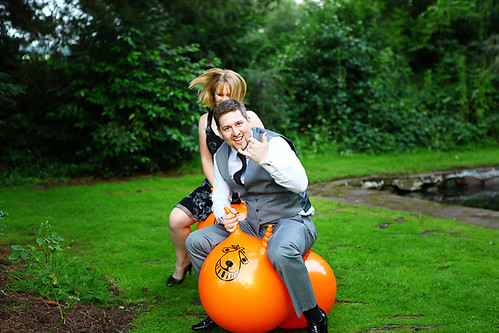 Rob and Jen Wedding Shot
