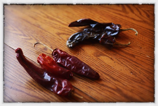 Red Chiles - A Comparison