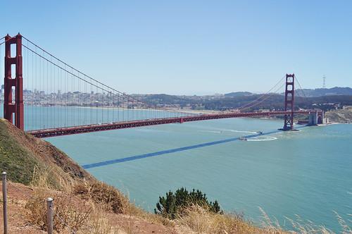Golden Gate Bridge 2012 -2