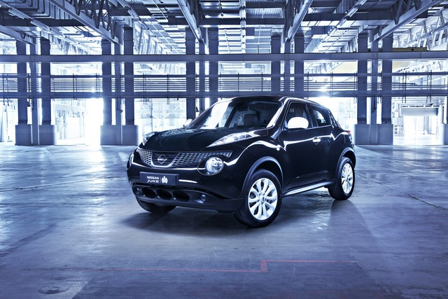 Nissan JUKE Ministry of Sound