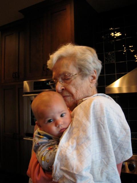 abuela and ggs joel summer 2012
