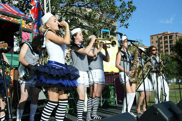 Entertainment at SHF 2011