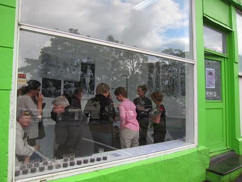 Indeterminate form - exhibition view