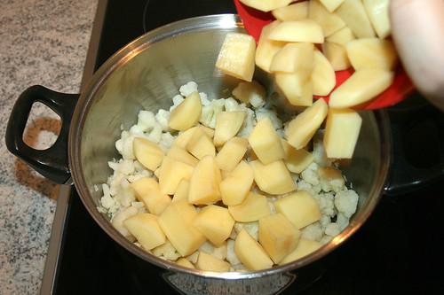 22 - Kartoffeln addieren  / Add potatoes