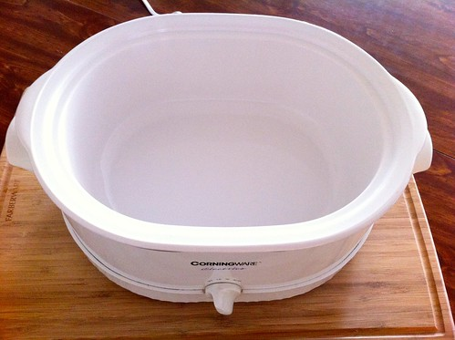 CorningWare Pyroceram Slow Cooker