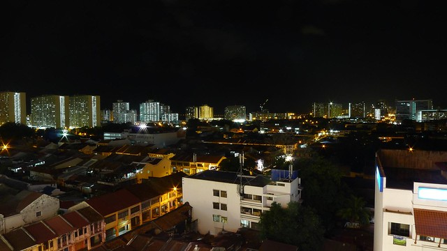Night Shots From 1st Avenue Mall, Penang