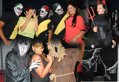 Noche de Halloween @Prestige Over Time