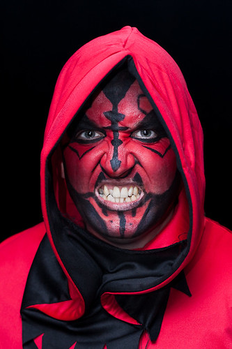 Darth Maul by Dale Hayter