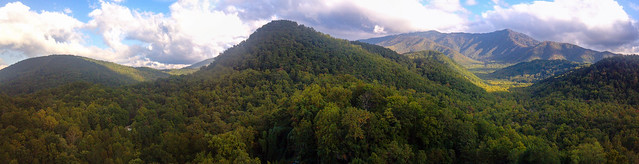 Gatlinburg hotel View