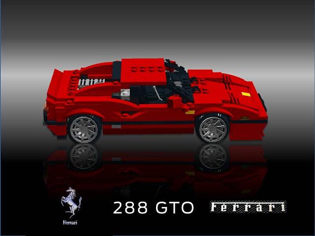 Ferrari 288 GTO Berlinetta