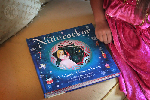 The Nutcracker: A Magic Theatre Book (a review) | Secret