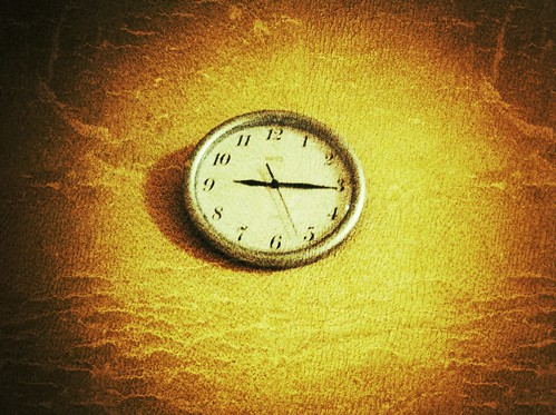 Time 'a ticking. Day 302/366.
