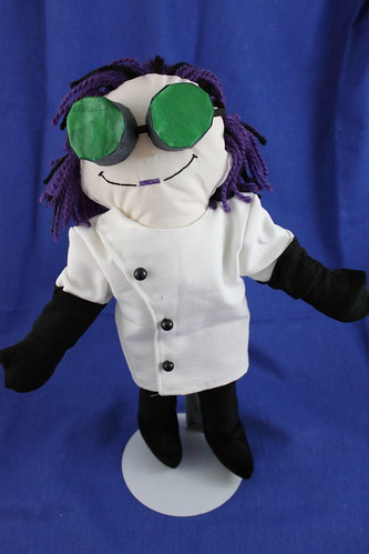 Mad scientist doll  3