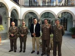 CARRERA DE RELEVOS – PEREGRINACION POR PARTE DEL CEFOT DE CACERES HASTA CORIA