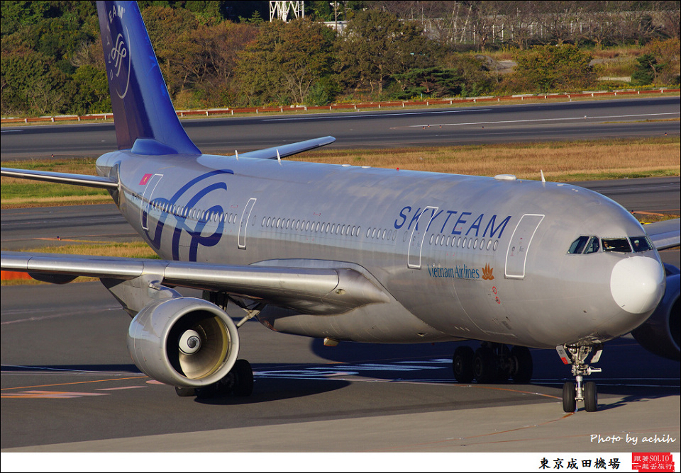 Vietnam Airlines / VN-A371 / Tokyo - Narita International