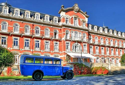 Palace Hotel de Vidago by VRfoto