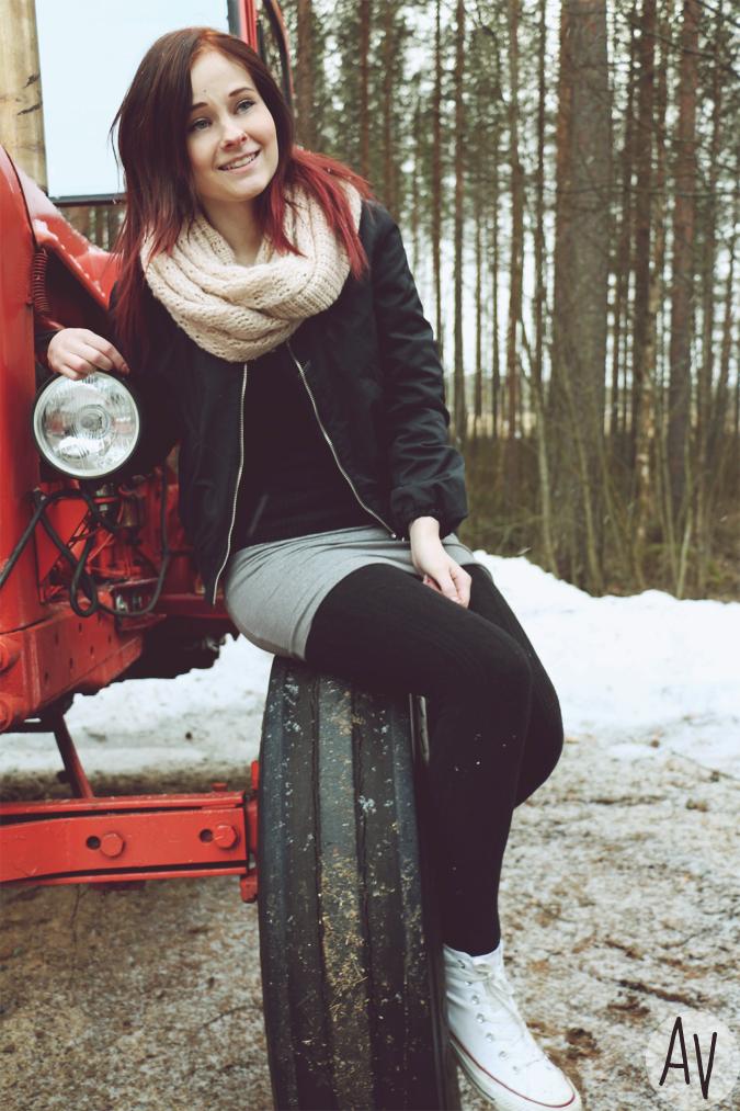 traktoriannika