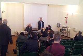 Noicattaro. presentazione Carta Giovani