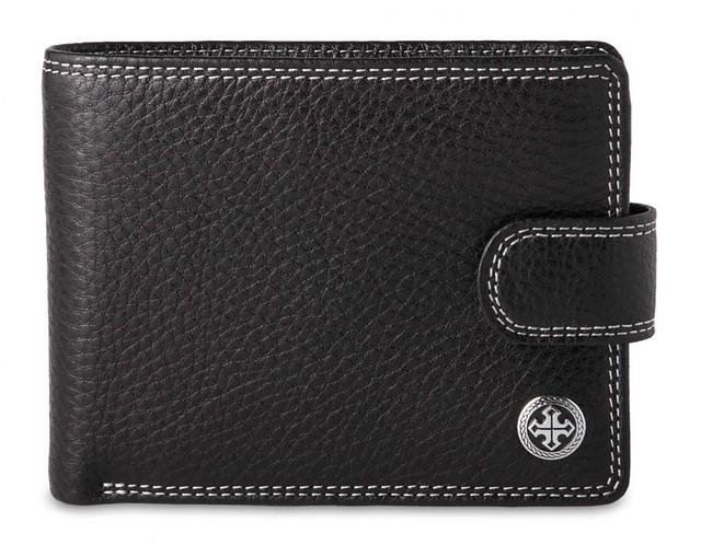Чоловічі шкіряні портмоне і гаманці Dierhoff, серія Д 7148