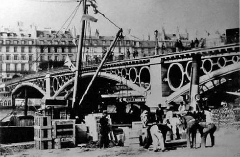 Puente del Carrousel original