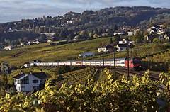 Cestování Švýcarskem– Jurasüdfuss-Linie