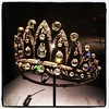 My favorite piece of #faberge jewelry - Josephine's #tiara. #hmns