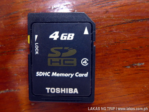 Standard SD Card