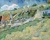 Vincent van Gogh - Cottages by chenliga