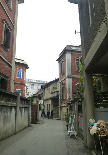 Fujian-Gulang Yu- Centre de l'ile-Ruelles (16)