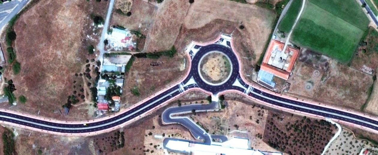 después, urbanismo, foto aérea,desastre, urbanístico, planeamiento, urbano, construcción,Plasencia, Cáceres