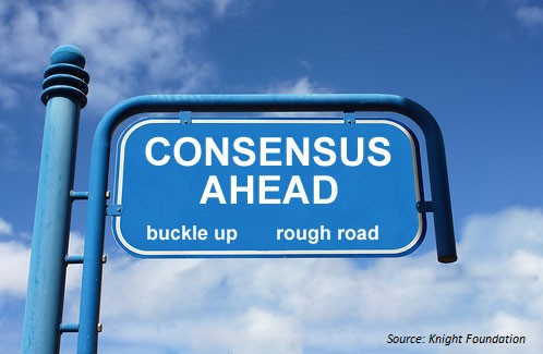 consensus from Flickr via Wylio