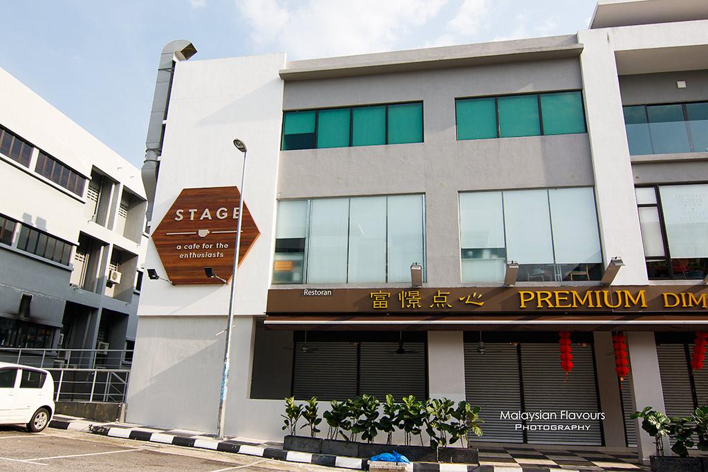 Stage Cafe Malaysia Bandar Mahkota Cheras KL