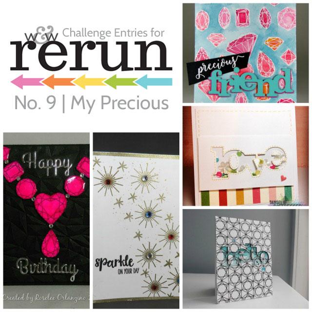 Rerun No 9 Collage Entries