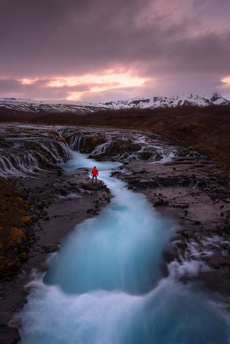 longexposure travel light sunset mountain green water vertical clouds landscape photography is waterfall iceland nikon aqua europe south visit adventure explore