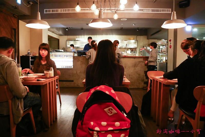Drip Cafe 好滴 松菸店 咖啡館