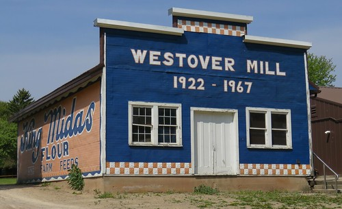 Old Westover Mill Store (Waukau, Wisconsin)