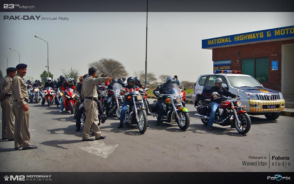 Fotorix Waleed - 23rd March 2012 BikerBoyz Gathering on M2 Motorway with Protocol - 6871287454 6620c204d2 b