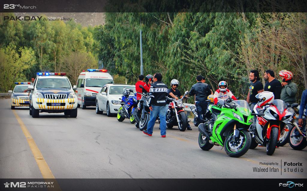 Fotorix Waleed - 23rd March 2012 BikerBoyz Gathering on M2 Motorway with Protocol - 6871408572 016ab38e3c b