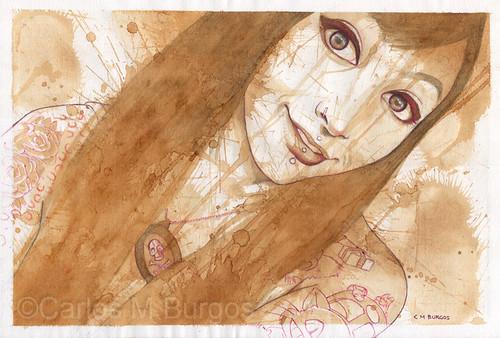 Neko by Carlos Martyn Burgos