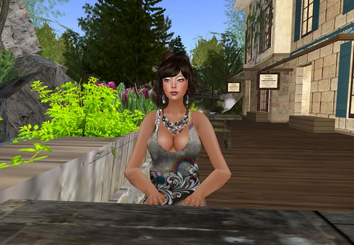 ::HH:: Hucci Tank Dress - April Gift (Upgrade Group) by Cherokeeh Asteria