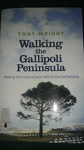 Walking the Gallipoli Peninsula