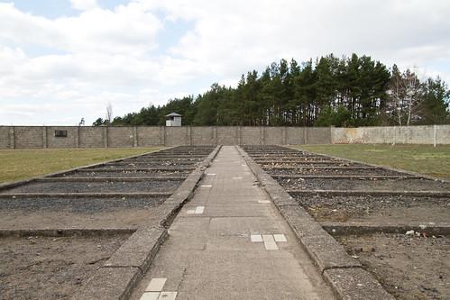 Former prison cells