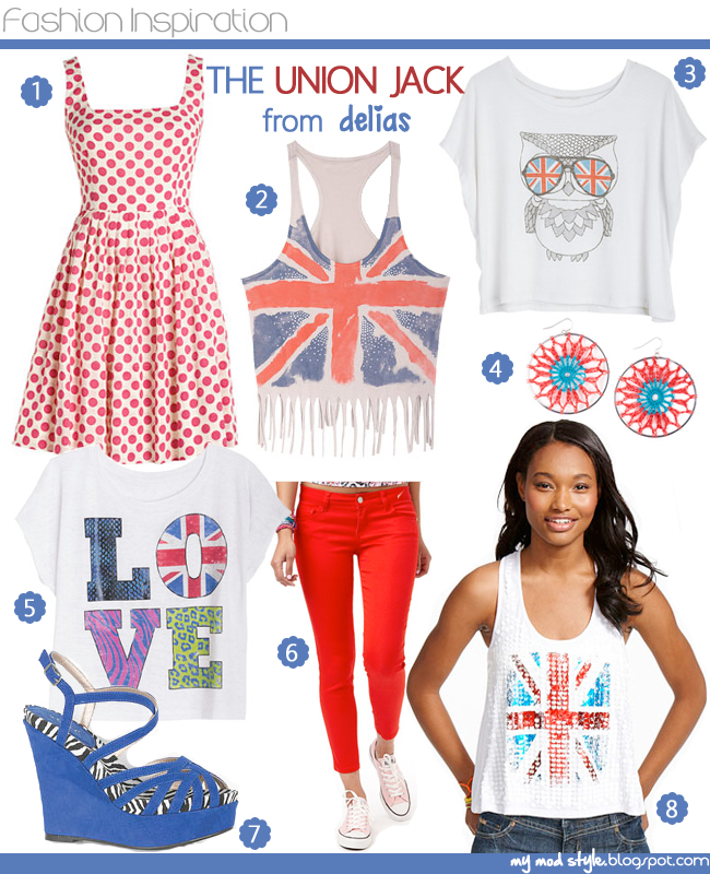 FASHION Inspiration UNION JACK april2012