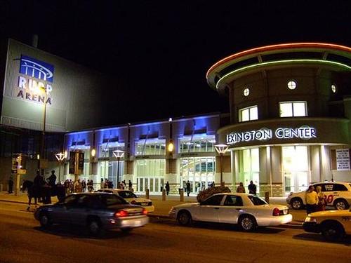 Rupp Arena (via The Future of Lexington)