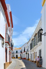 Carmona ( Province of seville )  : Post Street
