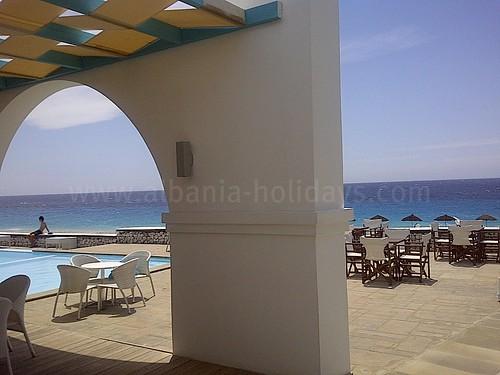 Drymades Dhermi Beach Albania