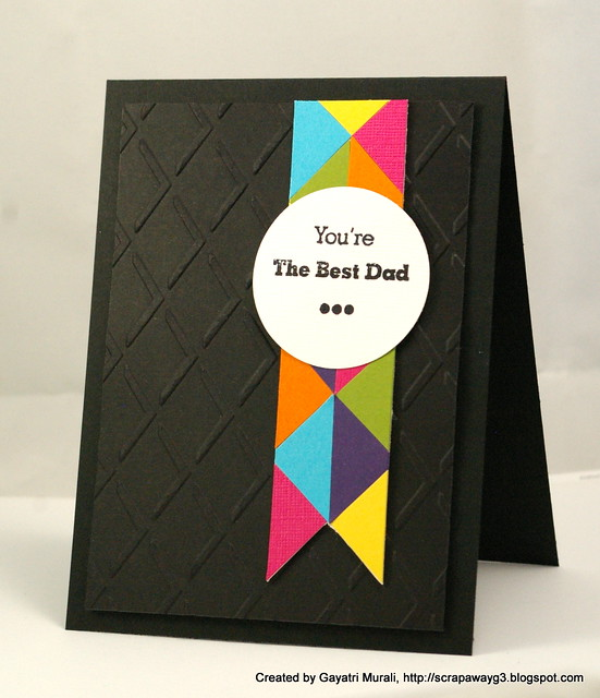 The Best Dad Card!