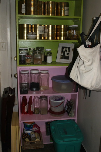 Daja's Pantry--THREE MONTHS