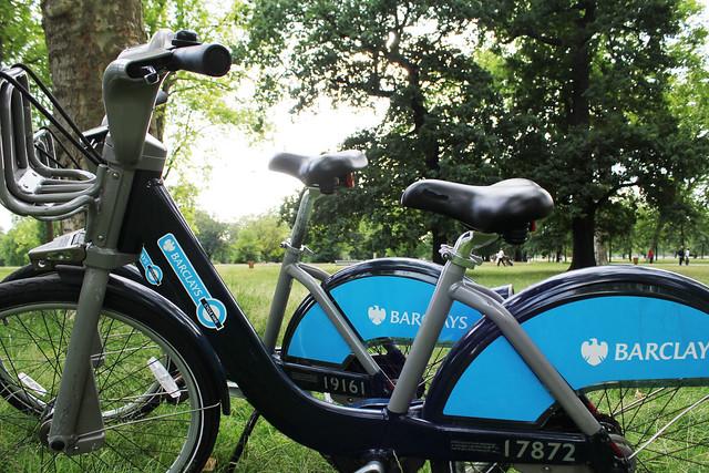 barclay bikes