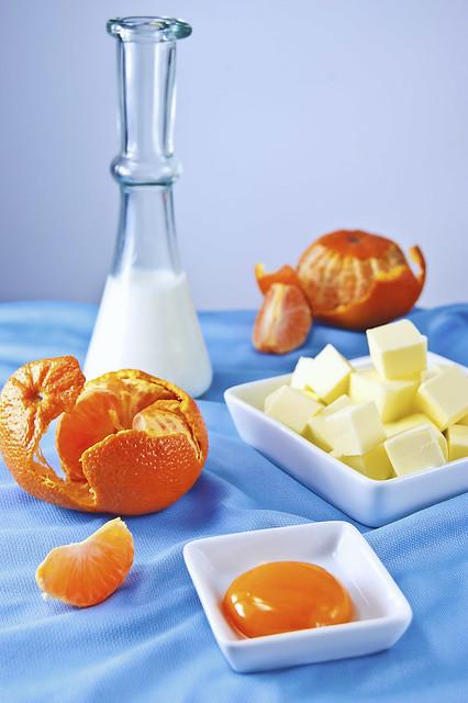 Mandarin velvet
